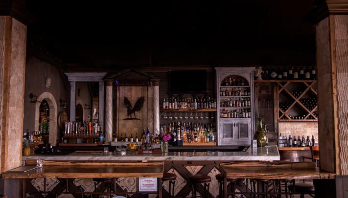 Amazing bar