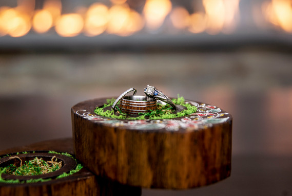 Mossy rings
