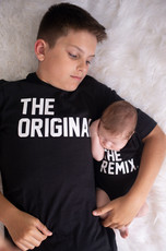 original and remix