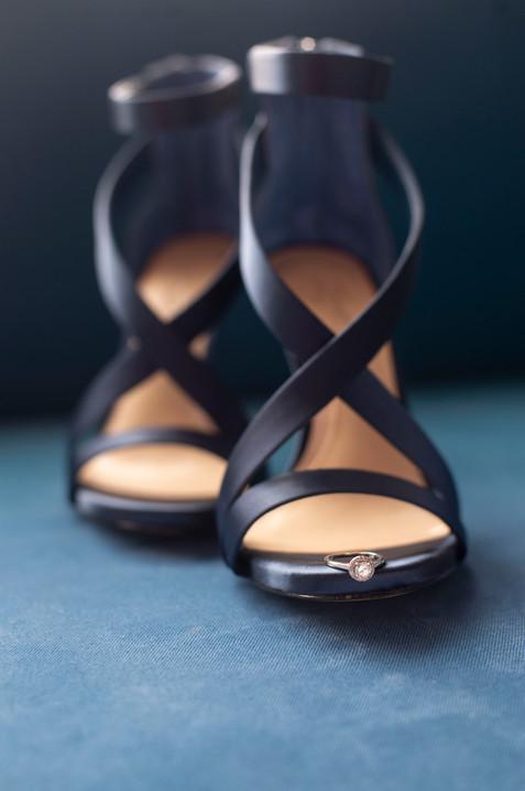 Heels and diamonds