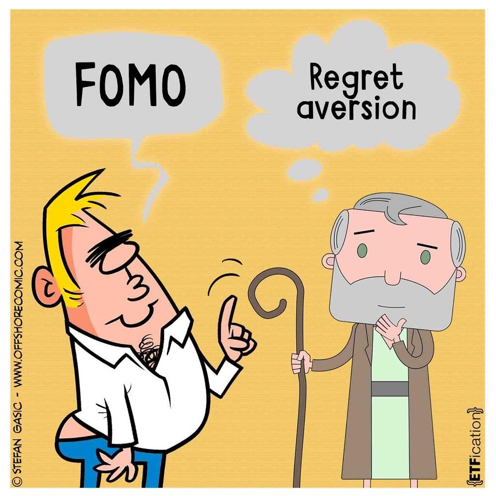 Regret Aversion vs FOMO