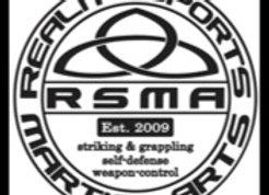 RSMA: Vinyl Wall Logo