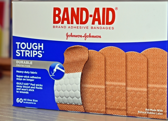 General: Band-aids