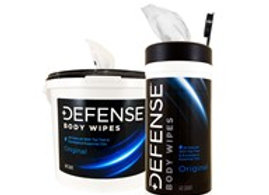 Wrestling: Defense Body Wipes