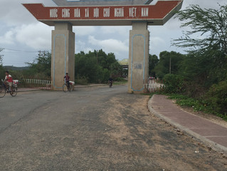 May 30th and the Vietnam border
