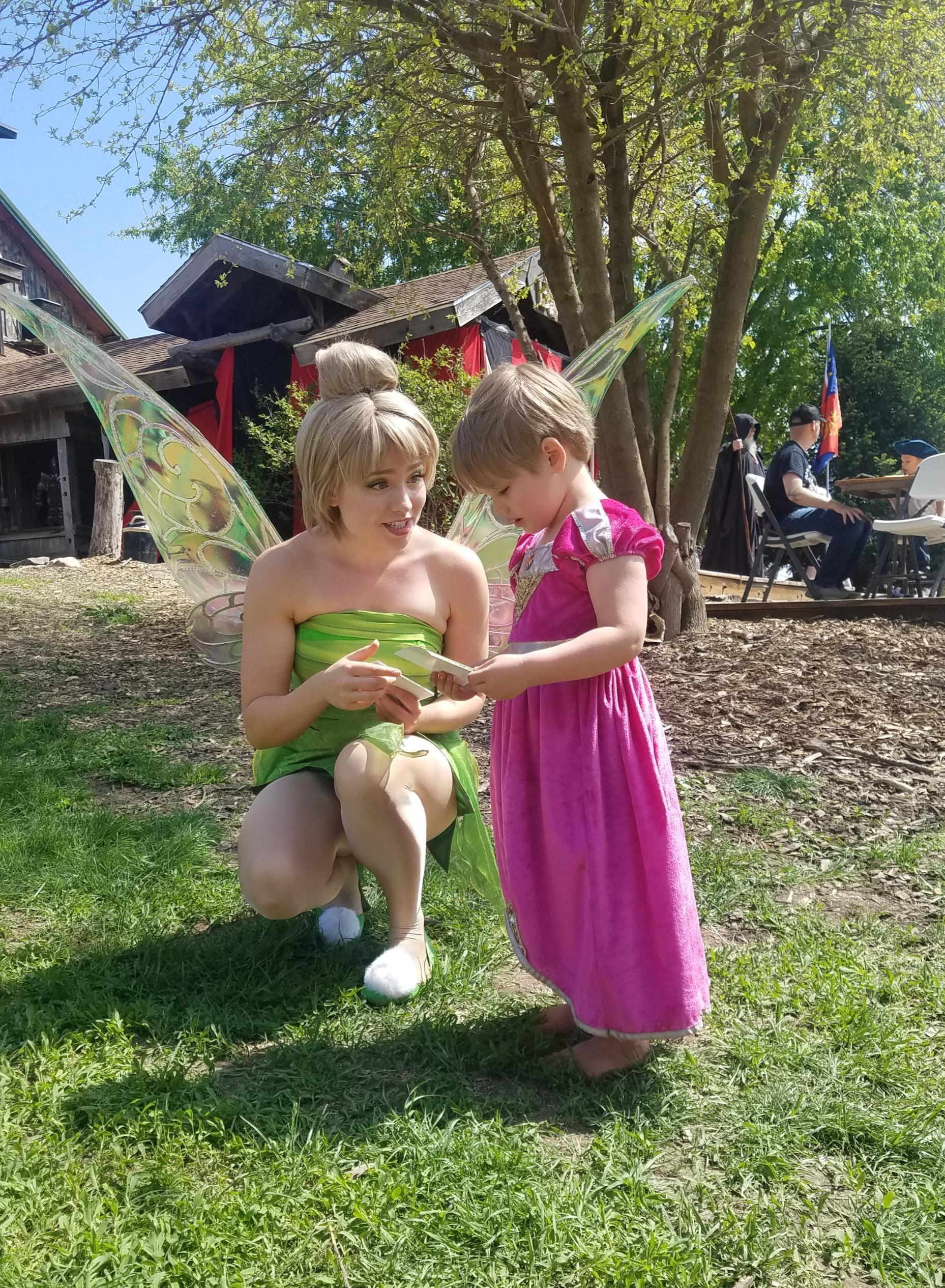 Tinker Bell Childrens Event Omaha NE