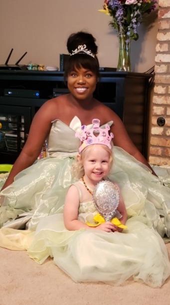 Lily Pad Princess Birthday Party