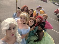 Large Group Princesses