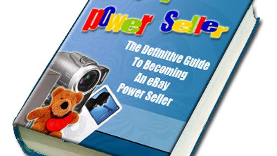 eBay Power Seller - Sell Anything On eBay