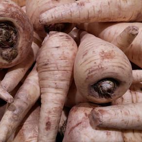 Les légumes oubliés                            Le panais