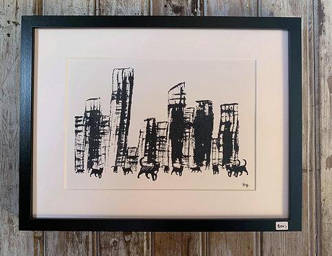 Henri Hiltunen / Cats in the city