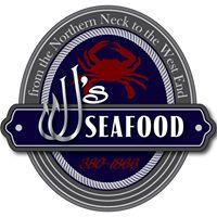 JJs Seafood Logo