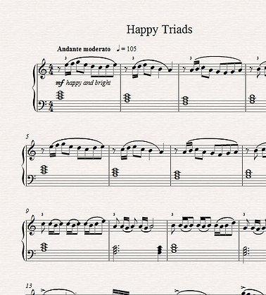 Happy Triads