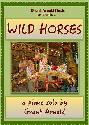 Wild Horses (They want to be free)