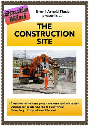 The Construction Site - Studio Mini