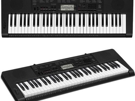 What sort of piano or keyboard should I buy when I start piano lessons?