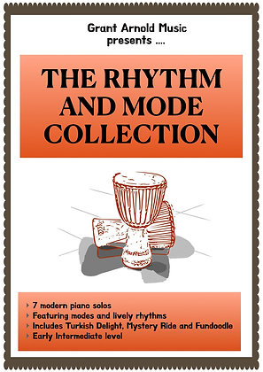 The Rhythm and Mode Collection - Studio Licensed Version