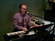 Grant at gig