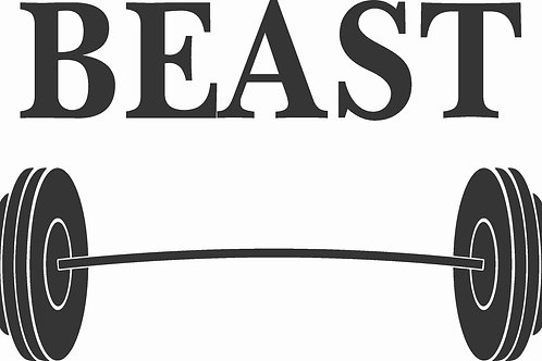 Beast Mode Graphic