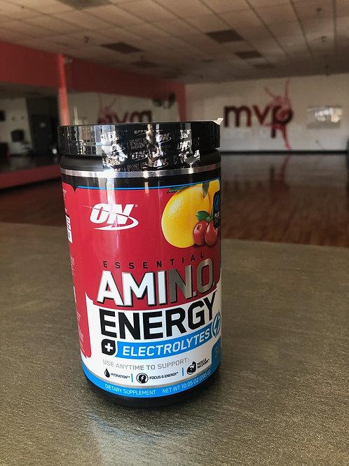 Amino Energy Cranberry Lemonade Breeze