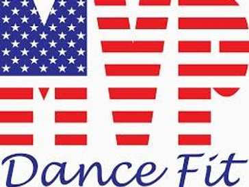 MVP Dance Fit Flag GRAPHIC