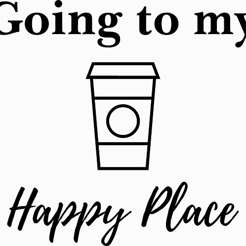 Going to My Happy Place