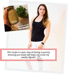 Love Your Body Blog: Salad Dressing #Goals with Dani