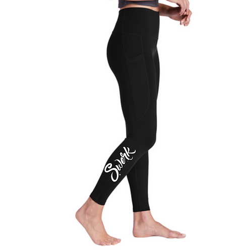 SWERK Leggings with Pocket