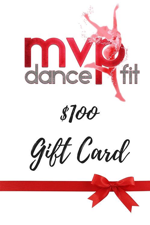 $100 Gift Card (Digital)