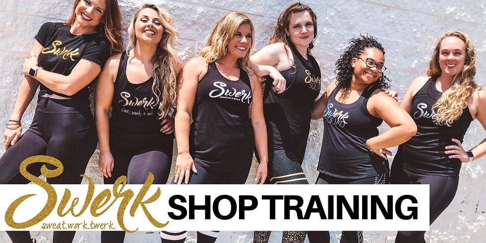 VIRTUAL SwerkShop Instructor Training