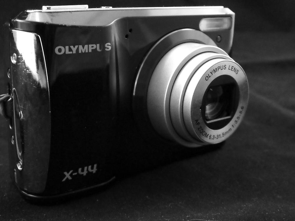 Olympus X-44 compact camera