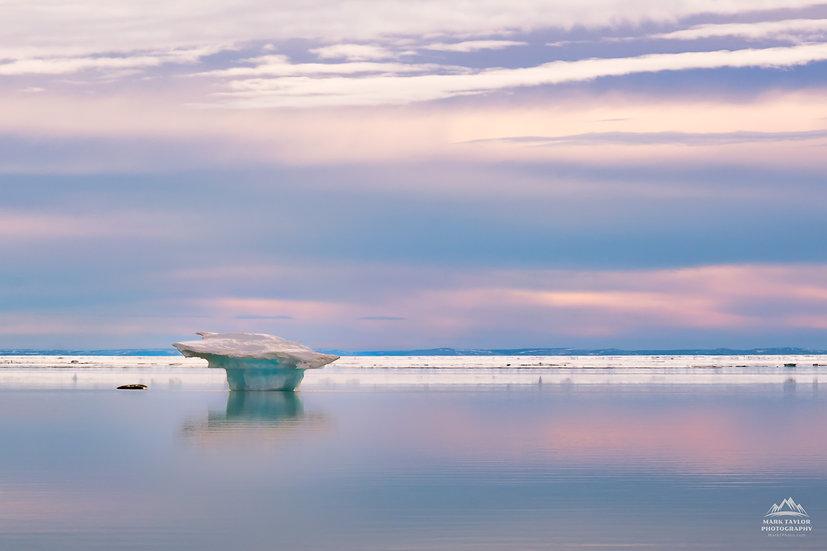 Print 1-004 - Arctic Iceberg - Pond Inlet, NU