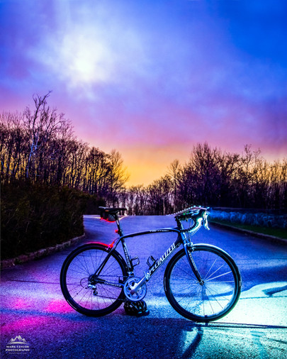 Night Ride in the Park