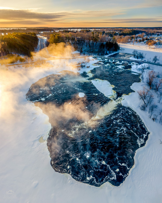 Flow Formation at -25C