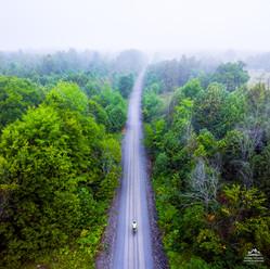 Riding the Foggy Road Ahead
