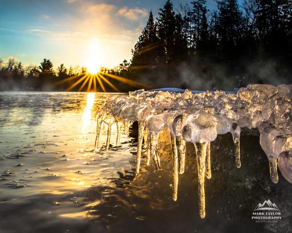 Warmly Frozen