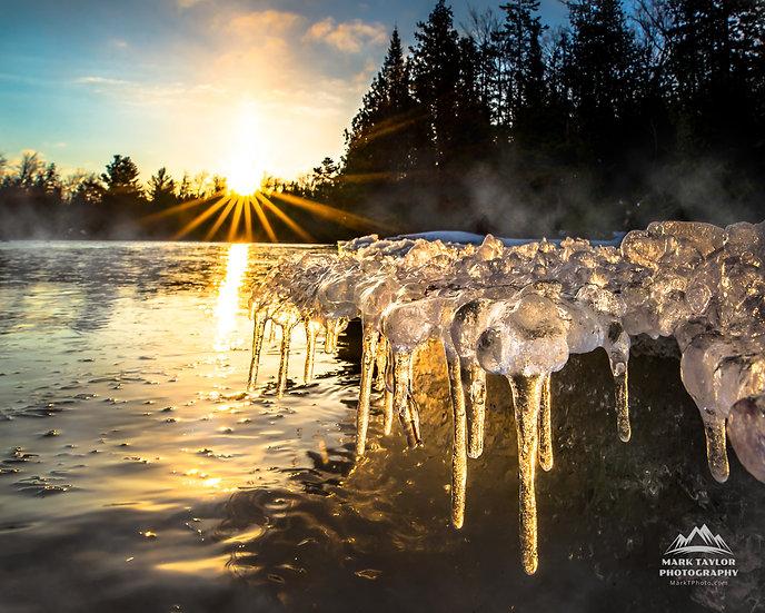 Print 1-015 - Warmly Frozen