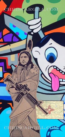 Santa Fe Graffiti