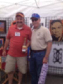 Chris with Billy Pratt.JPG