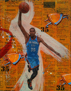 35 (Kevin Durant)