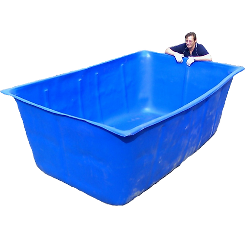 Бассейн на даче 4500 литров