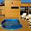 Thumbnail: Бассейн на даче 6600 литров