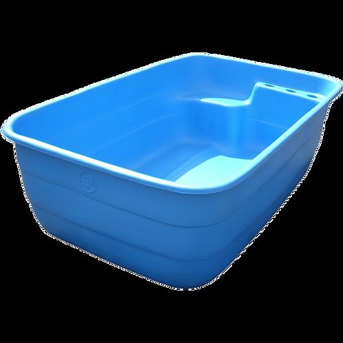 Бассейн на даче 1300 литров