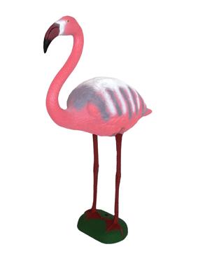 Фигура садовая - Фламинго