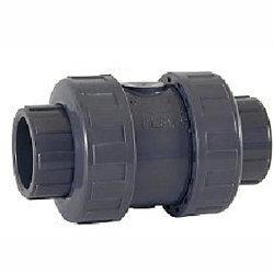 Обратный клапан подпружиненный диаметр - 50 мм