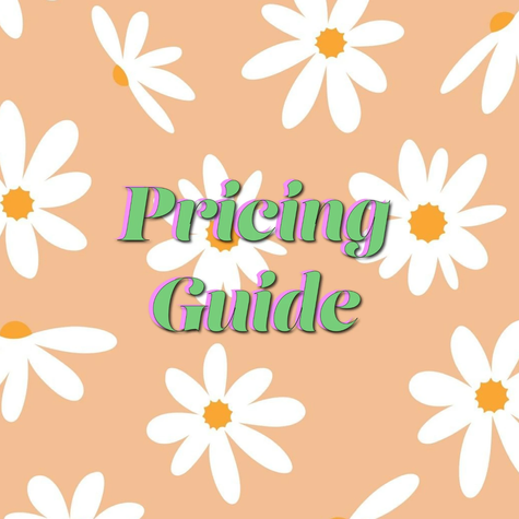 Our Pricing & Transparency Guide!