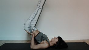 Asana. Moving the body with the breath