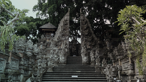 Welcoming change. Acebe in Bali!