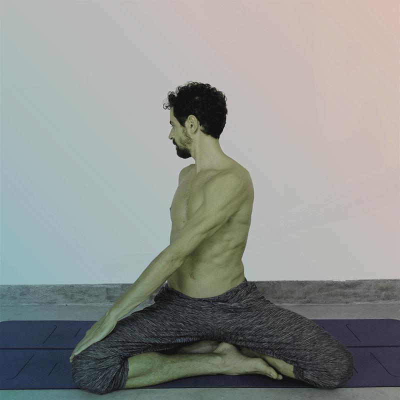 Men and Yoga