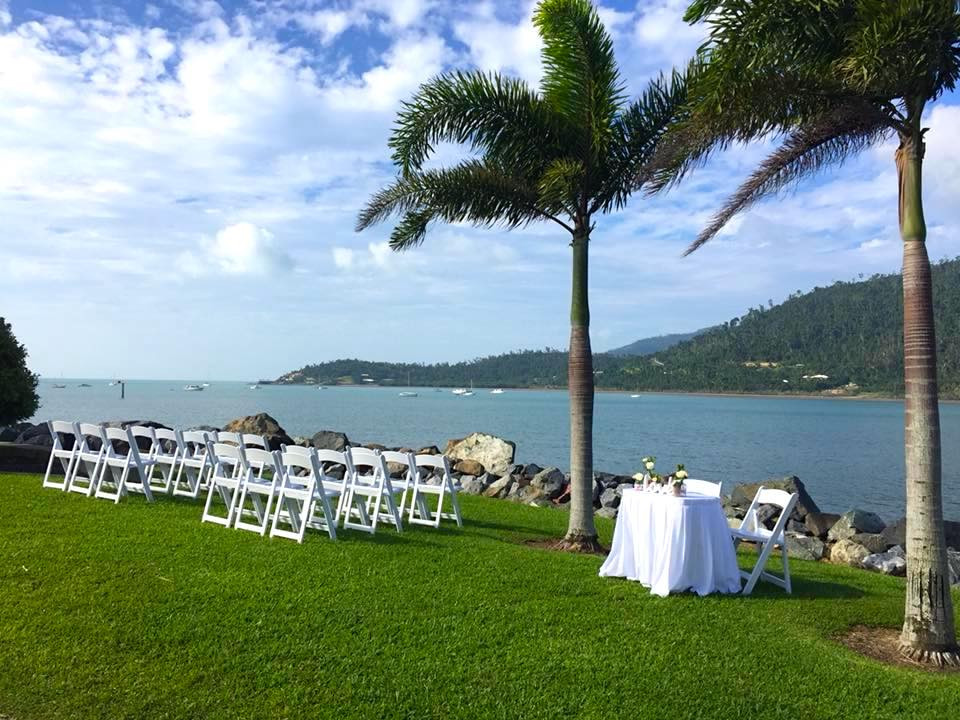 Divine Weddings Whitsundays - Headland Park